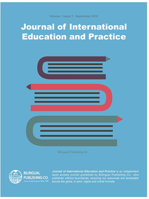 Journal of International Education and Practice