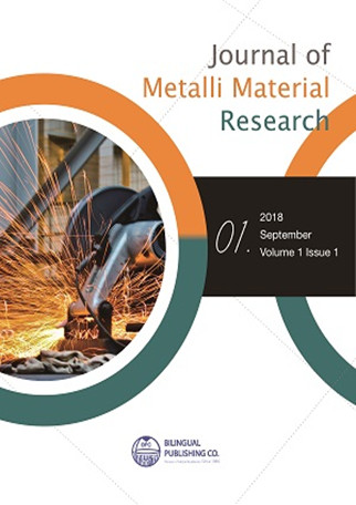 Journal of Metallic Material Research